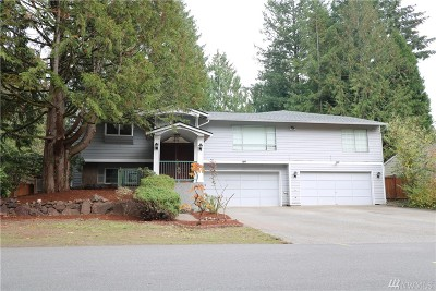 Sammamish Single Family Home For Sale: 2514 230th Ave NE