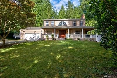 Gig Harbor Single Family Home For Sale: 4503 34th Av Ct NW