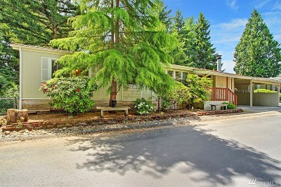 Bothell Single Family Home For Sale: 2000 192nd St SE #113