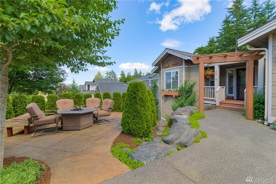 Anacortes WA Single Family Home Sold: $546,500