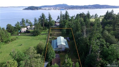 La Conner, Anacortes Single Family Home For Sale: 6074 South Shore Rd