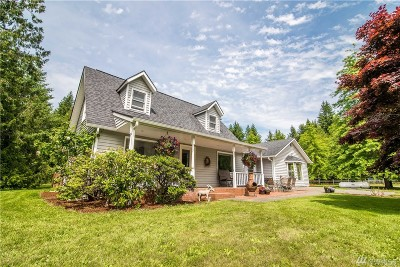 Whatcom County Single Family Home For Sale: 5807 Giarde Lane