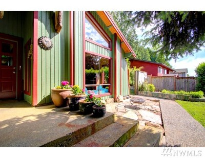 Anacortes Single Family Home For Sale: 4203 Tyler Wy