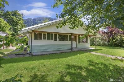 Darrington Single Family Home For Sale: 752 Clear Creek Rd