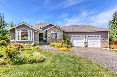 Newcastle Single Family Home For Sale: 12232 SE 80th Wy
