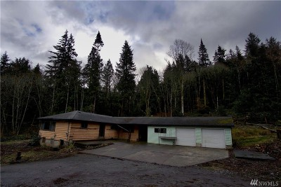 Single Family Home For Sale: 606 Chuckanut Dr