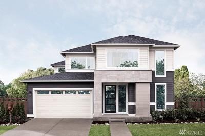 Bonney Lake Single Family Home Contingent: 19625 148th St E