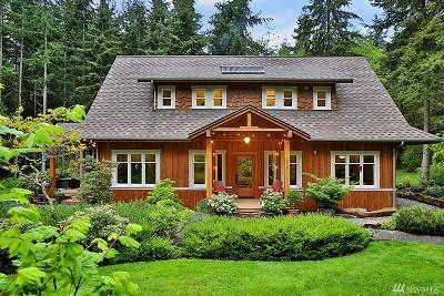 Coupeville Single Family Home For Sale: 1300 Grateful Acre Place