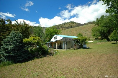 Methow, Carlton Single Family Home For Sale: 38 Justin Rd