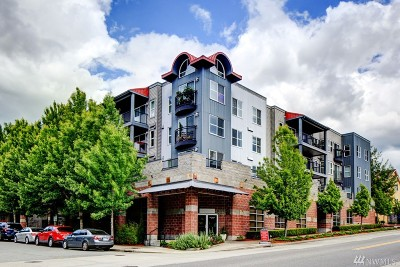 Condo/Townhouse Sold: 600 N 85th St #313