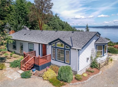 Port Ludlow Single Family Home Contingent: 1251 Thorndyke Rd