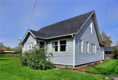Sumas Single Family Home Sold: 146 Front St