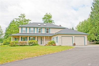 Arlington Single Family Home For Sale: 2526 258th St NE