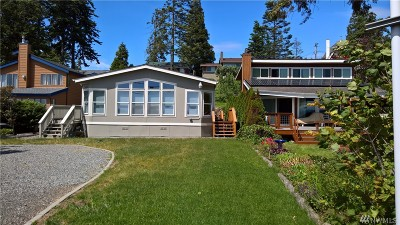 Blaine Single Family Home For Sale: 8242 Birch Bay Dr