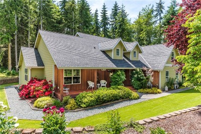 Coupeville Single Family Home Contingent: 194 Alexis Lane