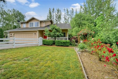 Puyallup Single Family Home For Sale: 2402 E Pioneer