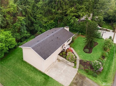 Newcastle Single Family Home For Sale: 13247 SE 91st St
