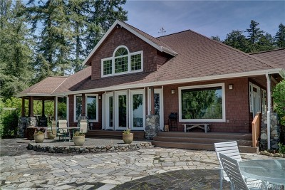 Anderson Island Single Family Home For Sale: 13016 134th Ave
