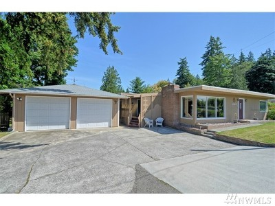Mukilteo Single Family Home For Sale: 4523 84th St SW