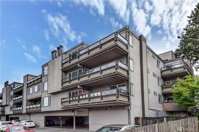 Condo/Townhouse Contingent: 6055 35th Ave SW #206