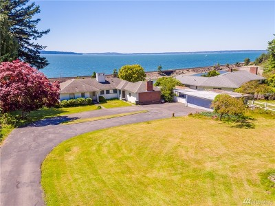 Bellingham Single Family Home For Sale: 422 Bayside Rd