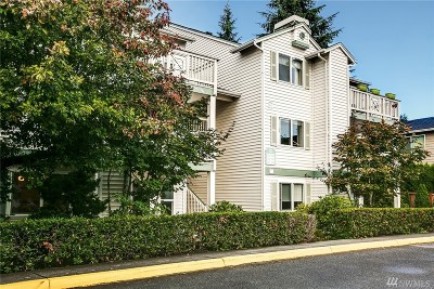 Kirkland Condo/Townhouse For Sale: 9910 NE 137th St #A103