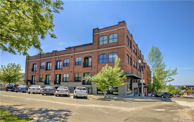 Condo/Townhouse Sold: 1224 Harris Ave #401