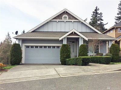 Renton Single Family Home For Sale: 17057 164th Wy SE