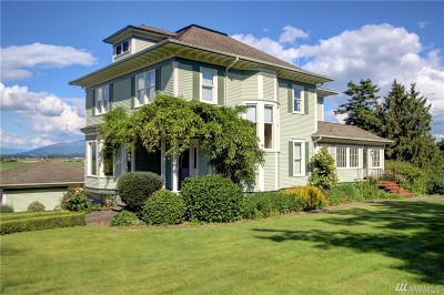 Mount Vernon Single Family Home For Sale: 17979 Best Rd