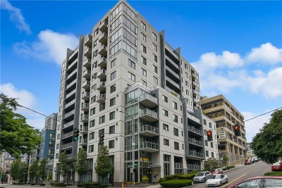 Condo/Townhouse Sold: 76 Cedar St #1108