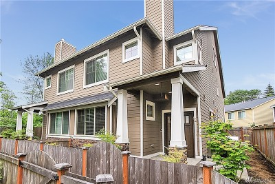 Lynnwood Single Family Home For Sale: 14522 15th Ave W #A