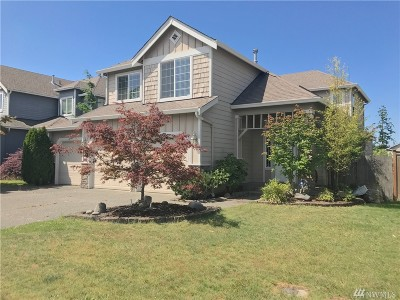Federal Way Single Family Home For Sale: 1848 SW 345th Place