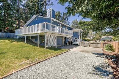 Anacortes Single Family Home For Sale: 1901 Lea Place