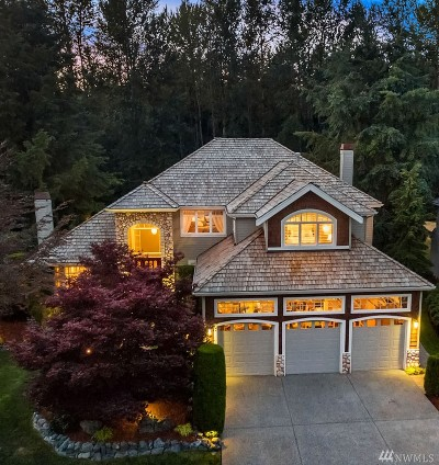 Woodinville Single Family Home For Sale: 21814 NE 203rd Place