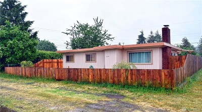 Shelton Single Family Home For Sale: 2128 Washington St