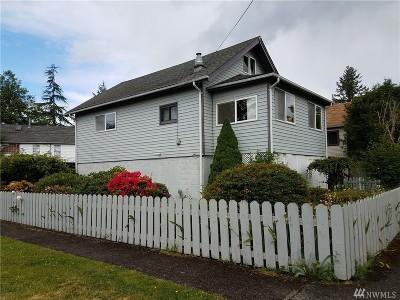 North Bend, Snoqualmie Single Family Home For Sale: 8385 Euclid Ave SE