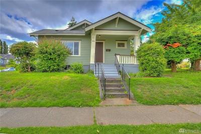 Tacoma WA Single Family Home For Sale: $272,500