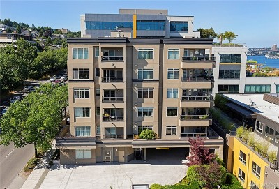 Condo/Townhouse Sold: 1000 Aurora Ave N #N411