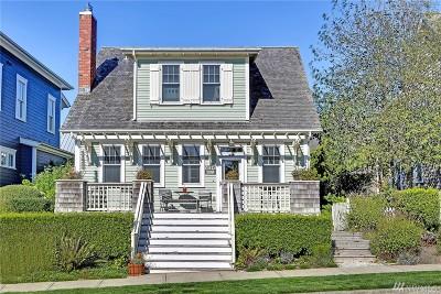 Grays Harbor County Single Family Home For Sale: 23 Fireside Lane