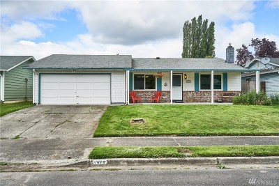 King County Single Family Home For Sale: 1913 R St NE