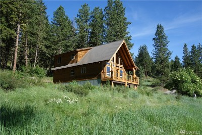 Winthrop Single Family Home For Sale: 73 Blackjack Rd N