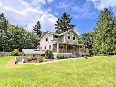 Olympia Single Family Home For Sale: 5516 NE Boston Harbor Rd