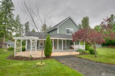 Single Family Home For Sale: 9815 Littlerock Rd SW