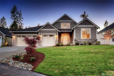 Port Orchard Single Family Home For Sale: 4860 Castleton Rd SW