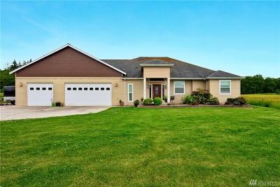 Mount Vernon, Burlington Single Family Home For Sale: 14410 Josh Wilson Rd