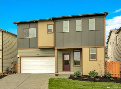 Maple Valley Single Family Home Contingent: 22509 SE 283rd St #36