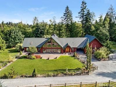 Graham Single Family Home For Sale: 9516 258th St E