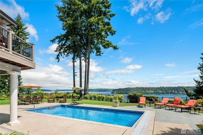 Gig Harbor Single Family Home For Sale: 1921 51st St NW
