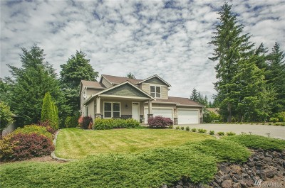 Chehalis Single Family Home For Sale: 156 Alderwood Dr