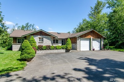 Bellingham Single Family Home For Sale: 274 Kelly Rd